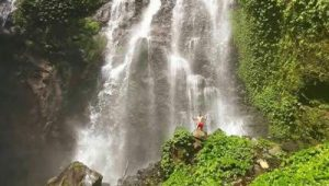 Sekumpul Waterfalls Jungle trekking