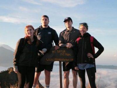 Mount Batur Sunrise Hiking & Natural Hot Spring Group