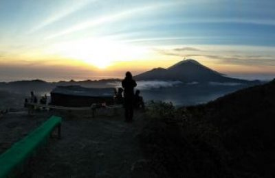 Mount Batur Sunrise Trekking Short Package